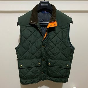 Vineyard vines, Quilted Vest, Size Mens Medium